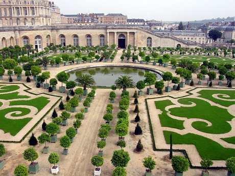 Versailles - architektonická perla francie