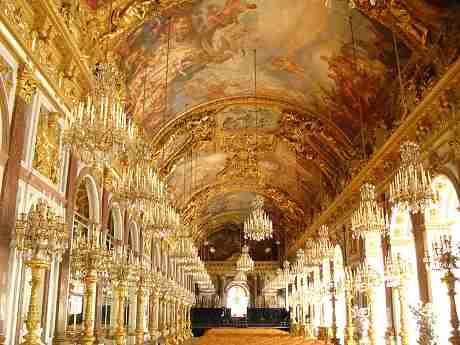 Versailles Architektonick 225 Perla Francie Francie Na